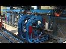 Steel Beam Assembler Production of HEA400