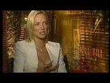 Убить Билла 2 - интервью с Умой Турман на русском языке