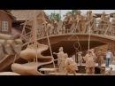 Парк глиняных скульптур Китай парки мира