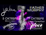 Jarboe (USA) и Father Murphy (IT) концерты в России!