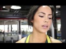 Andreia Brazier Abdominal Workout Part 1