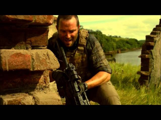 Best Strike Back's scene EVER