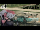 Project Cars 2 - СУРОВЫЙ ДОЖДЬ, КАРЬЕРА BWM GT4 #1