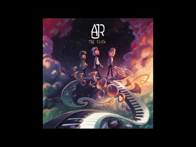 AJR - Sober Up (feat. Rivers Cuomo) [Official Audio]
