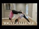 Couples yoga challenge !