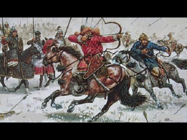Монголо-татарское нашествие наРусь (рассказывает историк Сергей Виватенко)