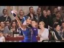 Oleg Chzhen - Alina Ageeva WDSF World European Championship Youth Latin Rumba, финал