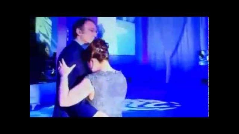 Сулейман Керимов танцует с женой Фирузой на дне рождении дочери