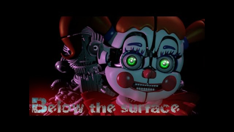 "[SFM FNAF] ""Below The Surface"" by Griffinilla"