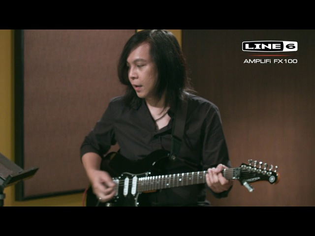 Review Line6 AMPLIFi FX100 By Jack Thammarat