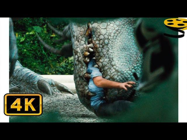 Кто знает что за коктейль состряпали из динозавров Побег Индоминуса Мир Юрского периода HD