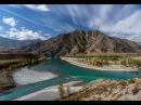 Горный Алтай. Слияние Чуи и Катуни. Mountain Altai
