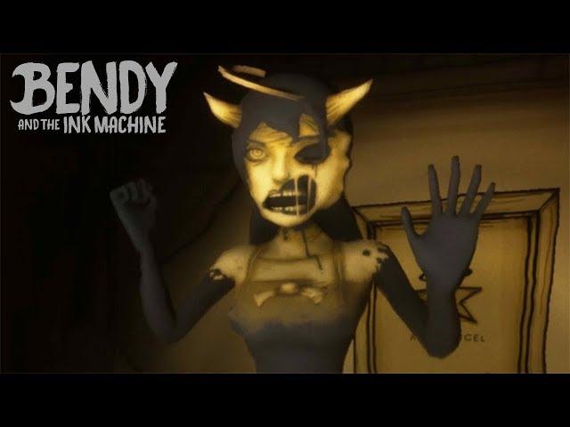 ТИХАЯ ГАЛЯ ► Bendy and the Ink Machine: Chapter Three 1