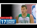 Ante Zizic Full Highlights vs Warriors (2017.07.13) Summer League - 14 Pts, 10 Reb, 3 Blks