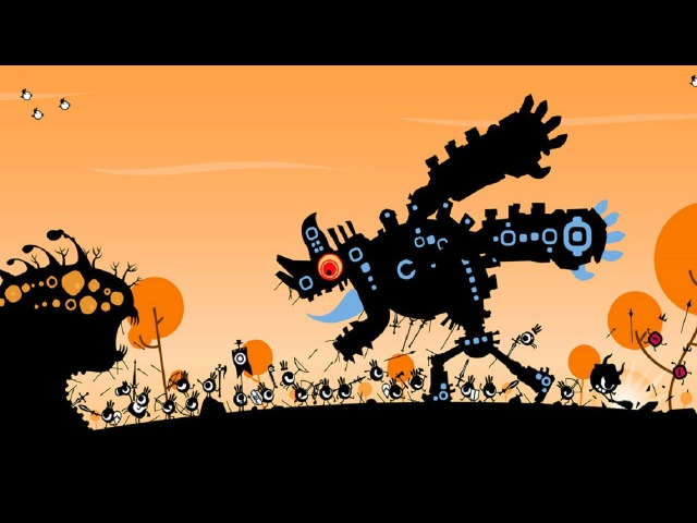 Patapon HD Remaster: All Bosses / All Boss Fights (1080p 60fps)