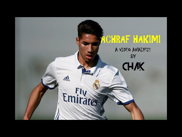 Achraf Hakimi - Real Madrid CF | Video Analysis