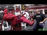 Кай Грин: За гранью.(Kai Greene - Overkill) Тренировка ног на подготовке к Олимпии 2009