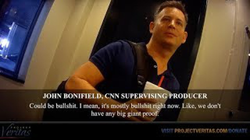 "American Pravda: CNN Producer Says Russia Narrative ""bullsh*t"