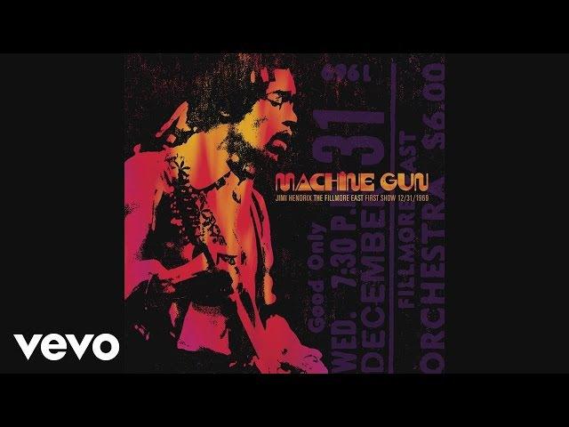 Jimi Hendrix - Power of Soul (Jimi Hendrix: Machine Gun: Fillmore East 12/31/1969) [Audio]