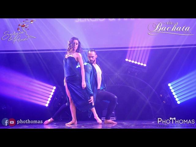 Sergio y Ana [La Alegria De Vivir] @ Paris Bachata Festival 2017
