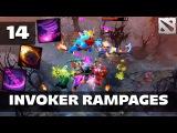 Dota 2 Invoker Rampages Ep. 14