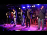 Take 6 - Come On  Happy  Wade  Spread Love (New Morning - Paris - April 27th 2016)