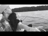 Романтическая прогулка по реке очаровательной Нелли Ермолаевой с мужем