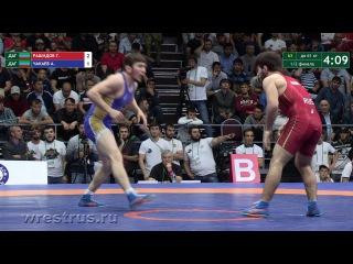 ЧР-2017. в.б. 61 кг. Шамиль Рашидов - Ахмед Чакаев. Полуфинал