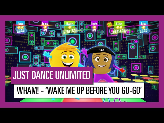 Just Dance Unlimited -