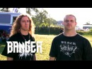 CANNIBAL CORPSE'S Alex Webster and Corpsegrinder 2004 interview Raw Uncut