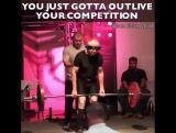 Пол Хейли - тяга 137,5 кг в 80 лет
