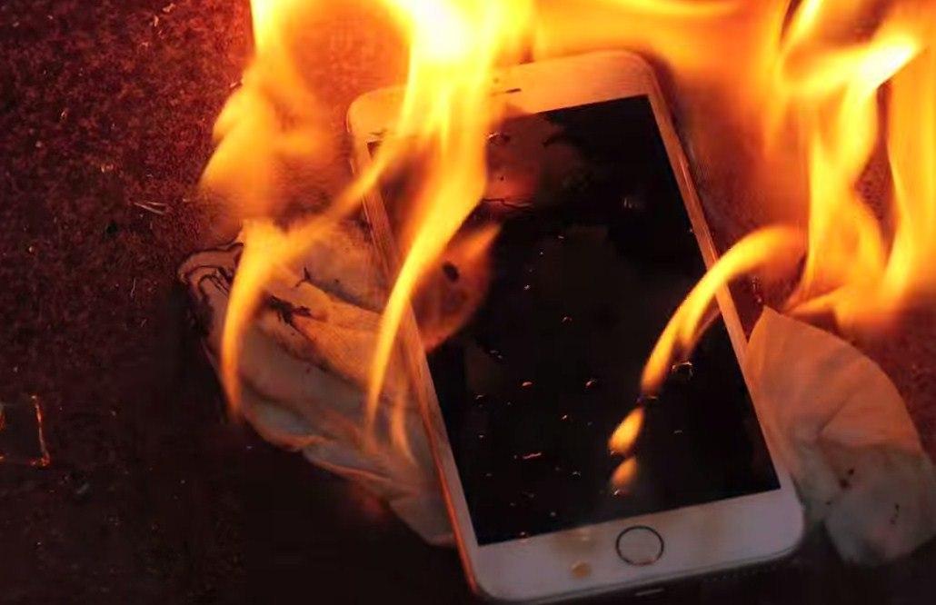 Подростки оказались при смерти из-за мобильного телефона