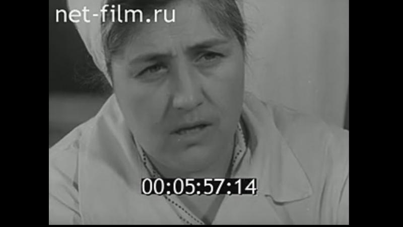 1965 № 15 Киножурнал Наш край Воркута Заслуженный врач рентгенолог РСФСР К Палецкая