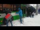 Аномальный снегопад. Спасти 605-й.