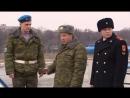 Ряженый десантник ВДВ Кадетство 2007 отрывок фрагмент эпизод