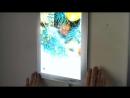 Замена изображения в панели Frame SUPER SLIM от BEGRIFF