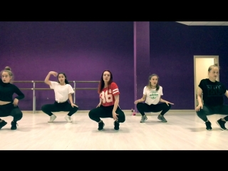 Mavado-ride all night| female dancehall choreo by yanet