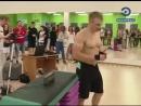 Мировой рекорд по берпи. Андрей Шевченко - Burpee world record. Andrey Shevchenko