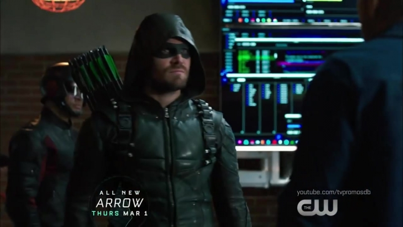 Arrow 6x14 Promo Collision Course (HD) Season 6 Episode 14 Promo