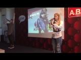 Презентация в офисе KFC /Артем Пирогов. Даша Волосевич. Слава Гончарук.