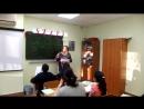 Урок грамматики в старшей группе