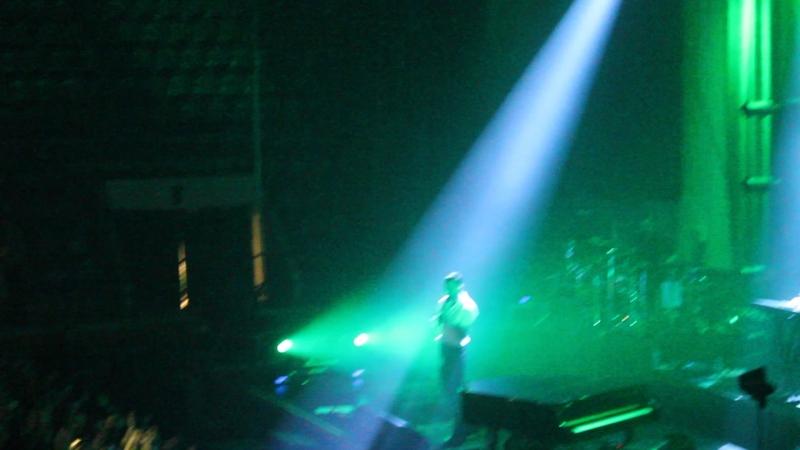 Rolling Stone - Hurts at Trud Arena, Irkutsk (Russia) 08.02.18