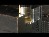 Плунжерное фрезерование металла