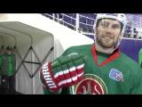 Улыбчивый Билялетдинов, поющий Абрамов, состав на игру и другие моменты утренней раскатки в Тольятти