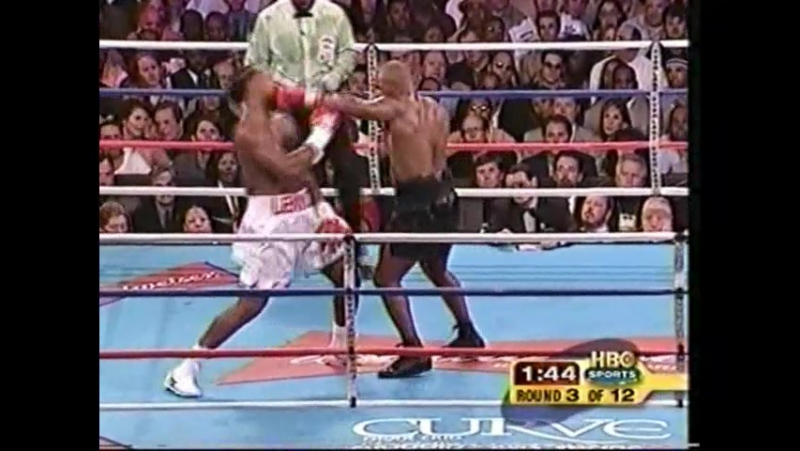 Mike Tyson VS 2002-06-08 Lennox Lewis