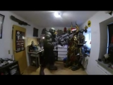 Orc suit first test