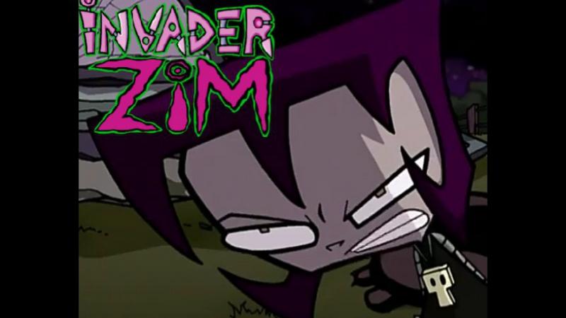 Захватчик Зим / Invader Zim s02e09