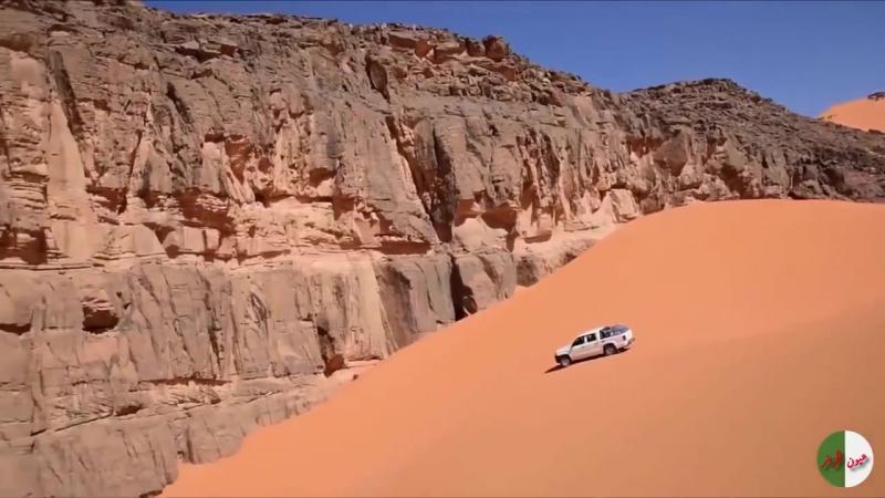 Gilles Proulx L'Algérie le plus beau désert du monde