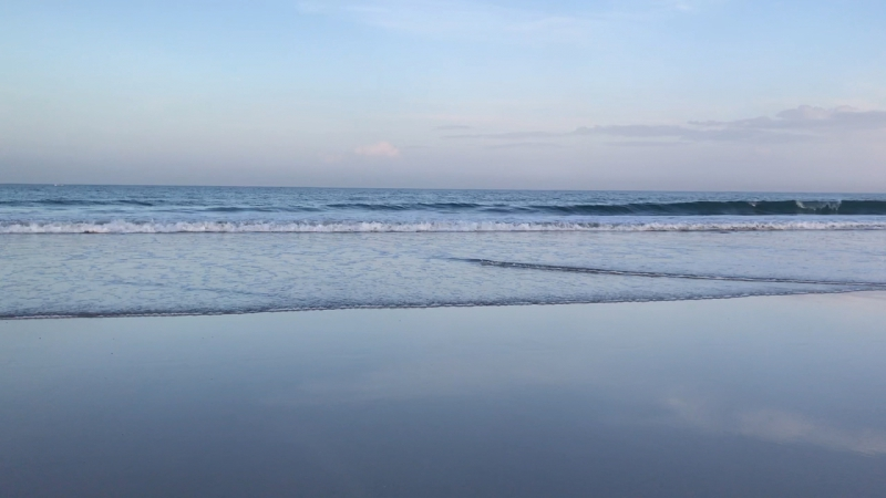 Sunrise ☀️ Bali