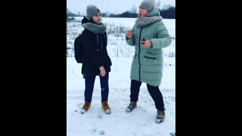 НУ КАК ТО ТАК Софи Анисова и Алина Завязкина!!